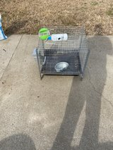Moving sale rabbit cage and accessories in Fort Campbell, Kentucky
