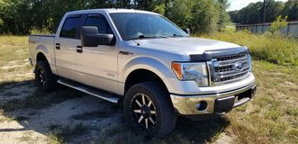 2013 Ford F-150 XLT 4x4 4dr SuperCrew Styleside 5.5 ft. SB in Fort Polk, Louisiana