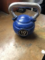 10 lb kettlebell in Travis AFB, California