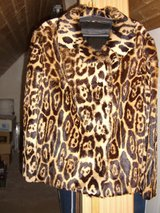 genuine leopard coat in Ramstein, Germany
