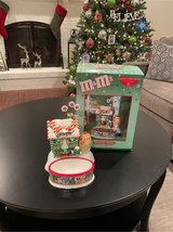 Dept 56 M&M Lighted House & Candy Dish in Westmont, Illinois