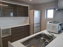Brand New Apartment with Ocean View in Ginowan (Ready to Move-In) in Okinawa, Japan