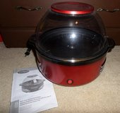 Nostalgia Electrics '50s Style Stir Popcorn Popper in Kingwood, Texas