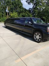2003 CADILLAC LIMO FOR SALE in Kingwood, Texas