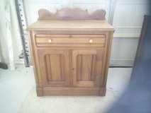 Antique washstand in Kingwood, Texas