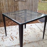 Glass table in Camp Lejeune, North Carolina
