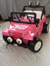 Minnie Mouse POWERWHEELS Jeep in Cherry Point, North Carolina