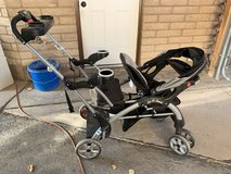 Sit n Stand double stroller in Alamogordo, New Mexico