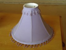 lilac lampshade in Plainfield, Illinois
