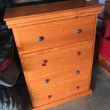 Oak chest of drawers in Fort Campbell, Kentucky