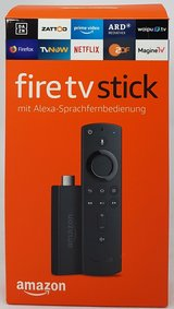 "Unlocked Amazon Fire TV STICK Kodi v18.5 ""Leia"" MOVIES, PPV, FULLY LOADED... in Ramstein, Germany"