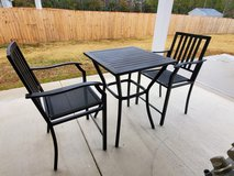 Bar Height Patio Table & Chair Set in Camp Lejeune, North Carolina