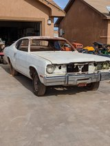 75 Plymouth Duster in Alamogordo, New Mexico