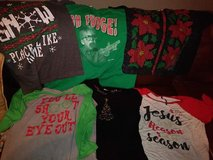more Christmas shirts in Spring, Texas