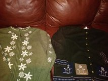 Christmas sweater cardigans in Spring, Texas