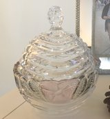 German crystal candy dish in Joliet, Illinois