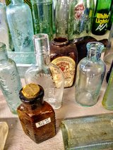 Rare Antique bottles in Cherry Point, North Carolina