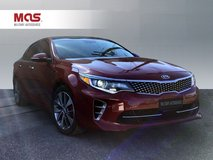KIA Optima SX Turbo 2017 in Stuttgart, GE