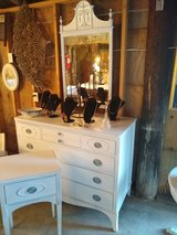 instant Antique bedroom!4 pcs in Cherry Point, North Carolina