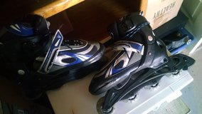 boys expandable roller blades in Spring, Texas