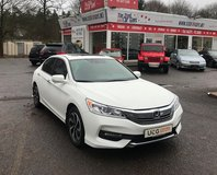 2017 Honda Accord EX-L w/Navi w/Honda Sensing in Ramstein, Germany
