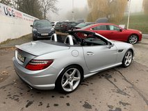 2013 Mercedes-Benz SLK 250 (Hardtop Cabrio) in Ramstein, Germany
