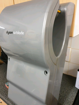 Job lot of 6 Dyson Airblade Hand Dryer in Silver in Lakenheath, UK