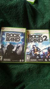 Rock Band 1&2 in Fort Campbell, Kentucky