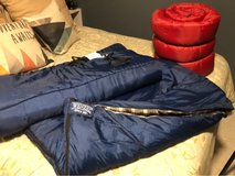 2 Large Flannel lined Wenzel Sleeping Bags in The Woodlands, Texas