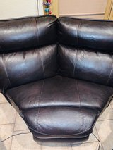 Center Section of leather couch in Alamogordo, New Mexico
