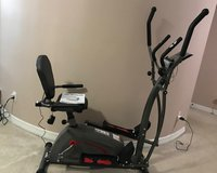 Body Champ 3-in-1 Trio Trainer Workout Machine in Kingwood, Texas
