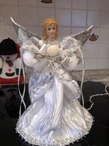 angel tree topper in Ramstein, Germany