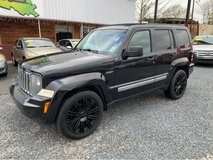 2012 Jeep Liberty Jet Edition 4x4 in Leesville, Louisiana