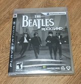 PS3 The Beatles Rock Band MTV Video Game Sony PlayStation 3 in Plainfield, Illinois