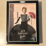 Variety of New Collector Birthday Barbie Dolls in Boxes in Travis AFB, California