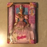 Collector Barbie Rapunzel and Ken Prince New in Boxes in Travis AFB, California