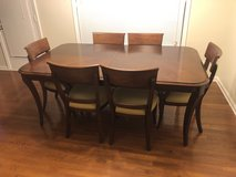 Bassett Louis Philippe Dining Room Table in Fort Campbell, Kentucky