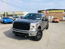 2014 FORD F150 SUPERCREW XLT , 4WD, V8, FLEX FUEL, 5.0L in Fort Campbell, Kentucky