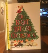 The Night Before Christmas Book in St. Charles, Illinois