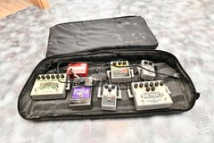 Used Assorted Electric Guitar Pedals for Sale in Hohenfels, Germany