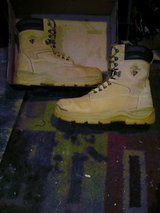 Herman Survivors work boots, size 11.5 in 29 Palms, California
