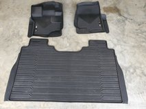 Front and Rear Floor Mats for F150 in Warner Robins, Georgia