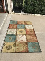 Large Multicolored Dining/Foyer Area Rug in CyFair, Texas