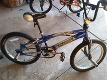 Kid's 20 inch Mongoose bike (Blue) in Naperville, Illinois