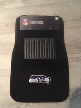SEATTLE SEAHAWKS 2 piece Vehicle Floor Mats *** NEW in Tacoma, Washington