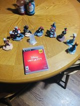 ps3 Disney infinity with characters in Plainfield, Illinois