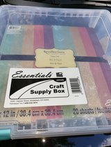 Scrapbook Supplies&Case-5 pics in Naperville, Illinois