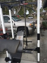 Home Exercise Power Rack Sysrem in Camp Pendleton, California
