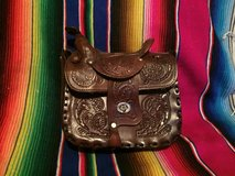 Saddle purse in Alamogordo, New Mexico