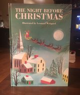 Christmas Book in Yorkville, Illinois